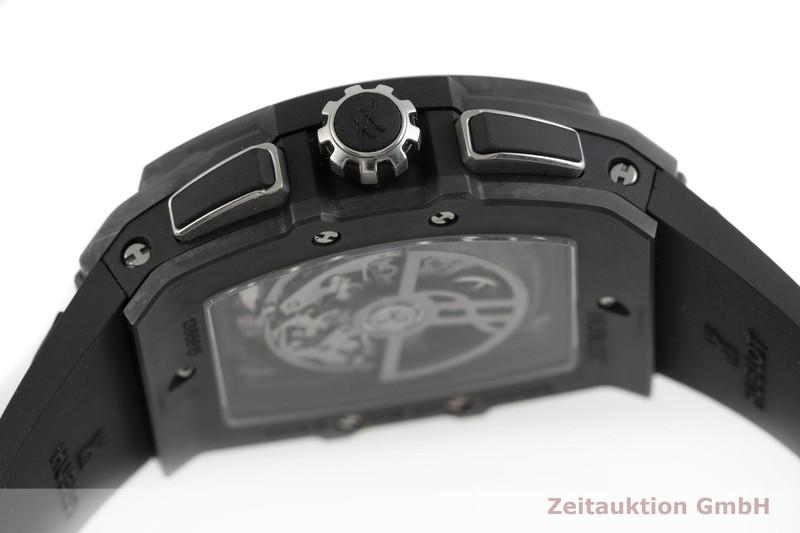gebrauchte Luxusuhr Hublot Big Bang Chronograph Keramik / Titan Automatik Kal. HUB 4700 Ref. 641.CI.0173.RX  | 2002247 _0