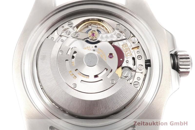 gebrauchte Luxusuhr Rolex GMT Master II Stahl Automatik Kal. 3186 Ref. 116710LN  | 2002255 _0