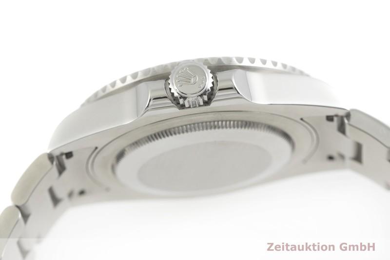 gebrauchte Luxusuhr Rolex GMT Master II Stahl Automatik Kal. 3186 Ref. 116710LN  | 2002255 _1