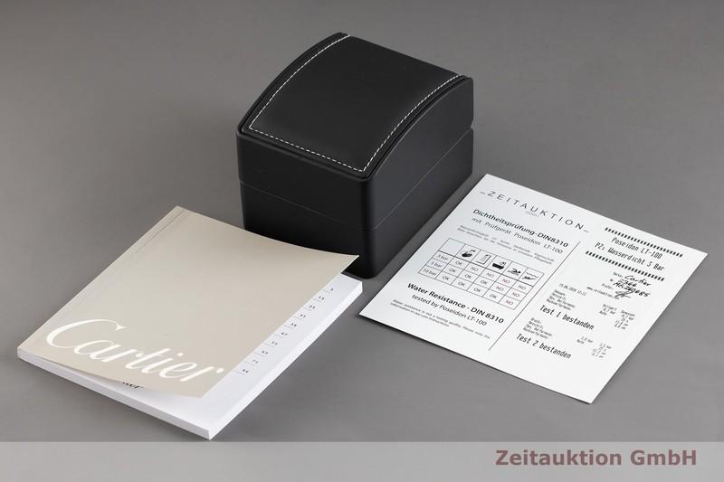 gebrauchte Luxusuhr Cartier Tank Francaise 18k Weissgold Automatik Kal. 120, ETA 2000 Ref. 2366  | 2002257 _0