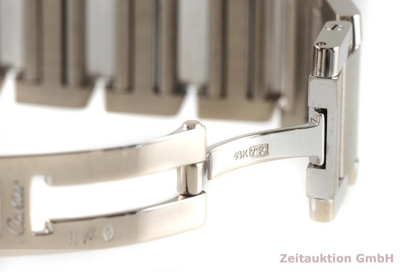 gebrauchte Luxusuhr Cartier Tank Francaise 18k Weissgold Automatik Kal. 120, ETA 2000 Ref. 2366  | 2002257 _1