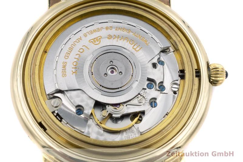 gebrauchte Luxusuhr Maurice Lacroix Reserve De Marche 18k Gold Automatik Kal. ETA 2892-2 Ref. 91512-7101 LIMITED EDITION | 2002259 _0