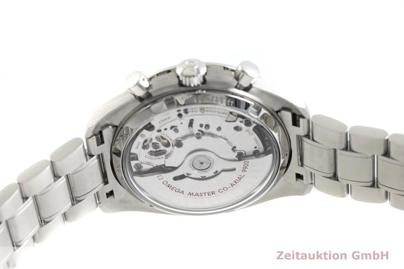 gebrauchte Luxusuhr Omega Speedmaster Chronograph Stahl Automatik Kal. 9900 Ref. 329.30.44.51.04.001  | 2002260 _0