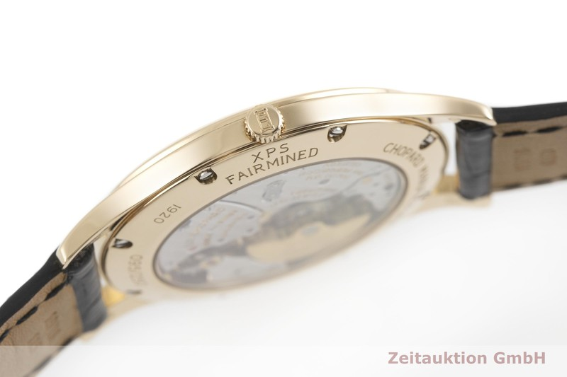gebrauchte Luxusuhr Chopard L.U.C. 18k Rotgold Automatik Kal. 96.12-L Ref. 1920 LIMITED EDITION | 2002271 _0