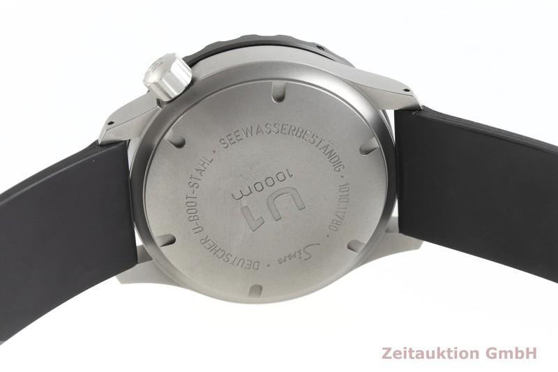 gebrauchte Luxusuhr Sinn U1 Stahl Automatik Kal. SW 200-1 Ref. 1010.040    2002277 _0