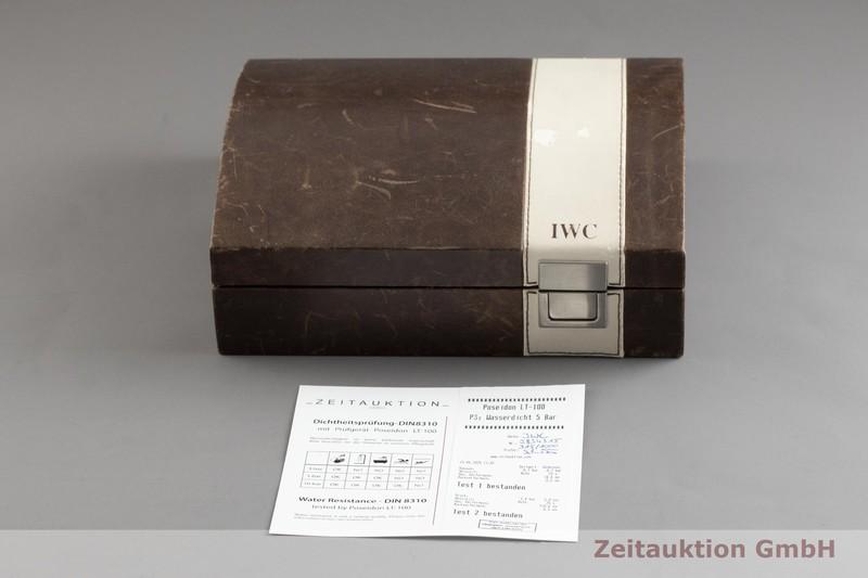 gebrauchte Luxusuhr IWC Mark XV Stahl Automatik Kal. C.37524 Ref. 3253 LIMITED EDITION   2002285 _0