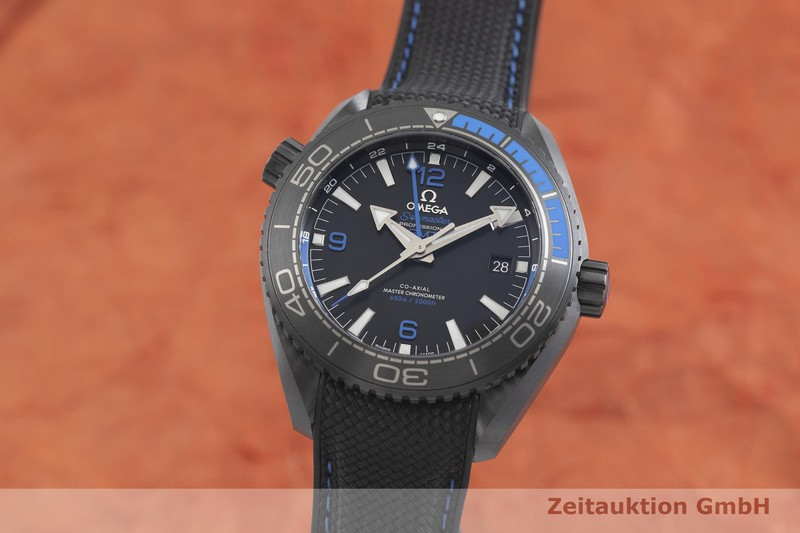 gebrauchte Luxusuhr Omega Seamaster Keramik Automatik Kal. 8906 Ref. 215.92.46.22.01.002  | 2002289 _0