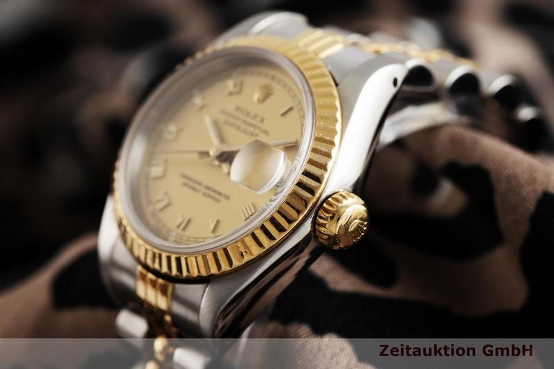 gebrauchte Luxusuhr Rolex Lady Datejust Stahl / Gold Automatik Kal. 2135 Ref. 69173  | 2002294 _1