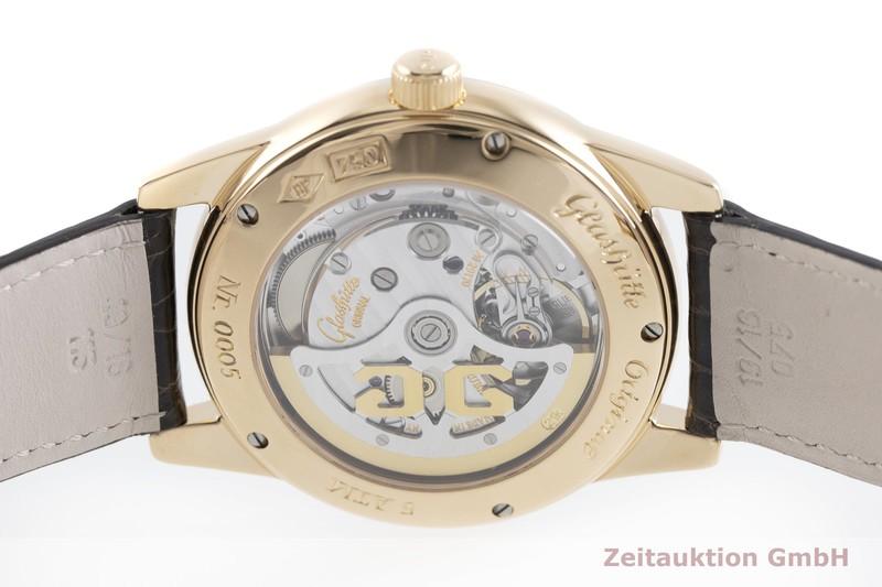gebrauchte Luxusuhr Glashütte Senator 18k Gold Automatik Kal. 39-44 Ref. 39-44-15-21-04  | 2002297 _0