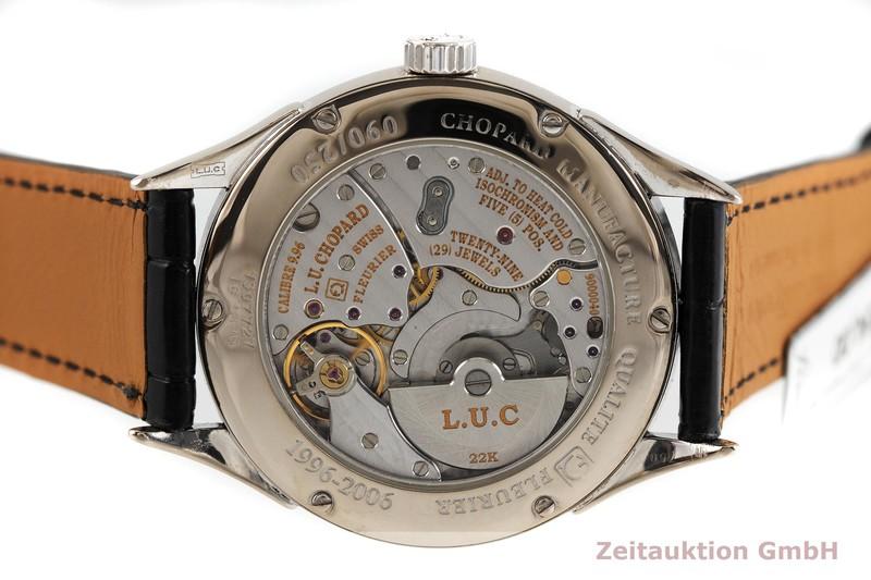 gebrauchte Luxusuhr Chopard L.U.C. 18k Weissgold Automatik Kal. 9.96 Ref. 16/1896 LIMITED EDITION | 2002304 _0