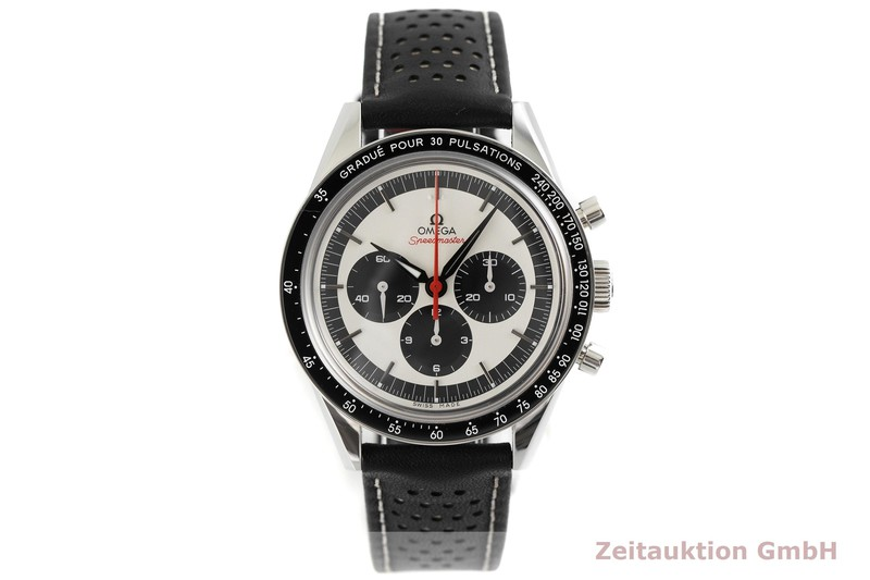 gebrauchte Luxusuhr Omega Speedmaster Chronograph Stahl Handaufzug Kal. 1861 Ref. 31132403002001 LIMITED EDITION   2002322 _1