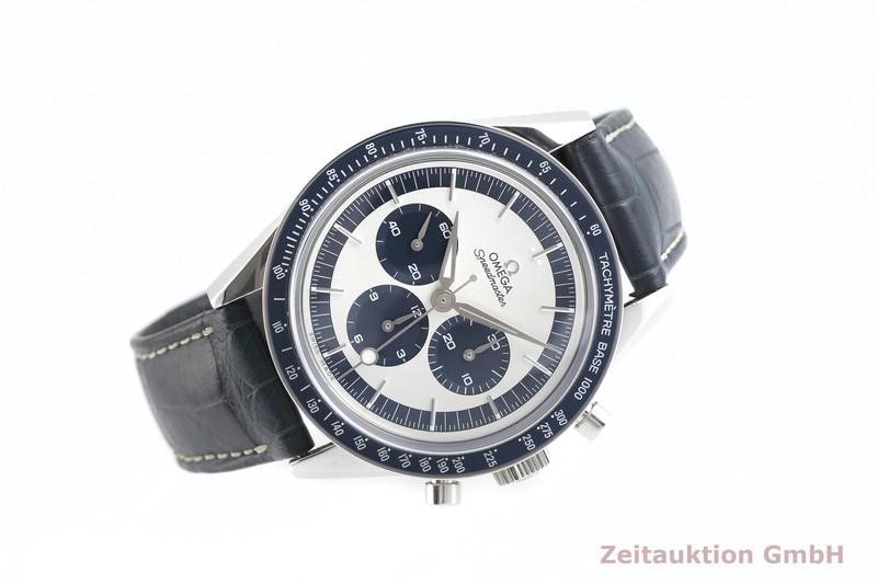 gebrauchte Luxusuhr Omega Speedmaster Chronograph Stahl Handaufzug Kal. 1861 Ref. 311.33.40.30.02.001 LIMITED EDITION | 2002331 _0