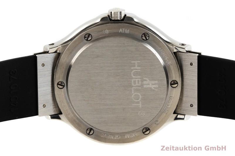 gebrauchte Luxusuhr Hublot MDM Stahl Quarz Kal. ETA 556.125 Ref. 1471.1  | 2002332 _0