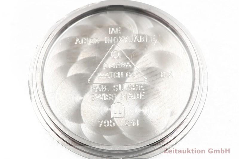 gebrauchte Luxusuhr Omega Constellation Stahl Quarz Kal. 1456 Ref. 795.1241    2002342 _0