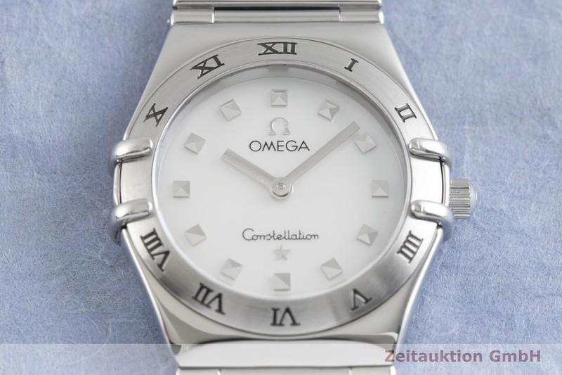 gebrauchte Luxusuhr Omega Constellation Stahl Quarz Kal. 1456 Ref. 795.1241    2002342 _1