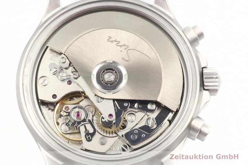gebrauchte Luxusuhr Sinn 356 Chronograph Stahl Automatik Kal. ETA 7750 Ref. 356  | 2002361 _0