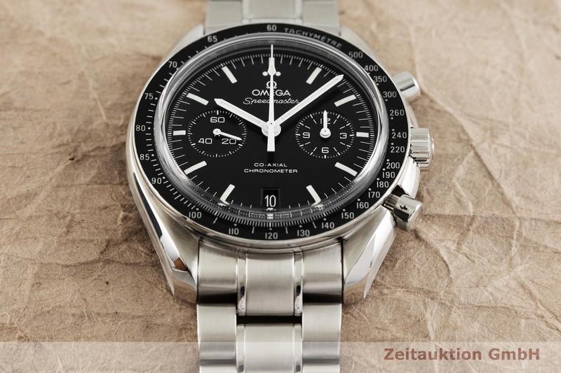 gebrauchte Luxusuhr Omega Speedmaster Moonwatch Chronograph Stahl Automatik Kal. 9300 Ref. 311.30.44.51.01.002    2002371 _1