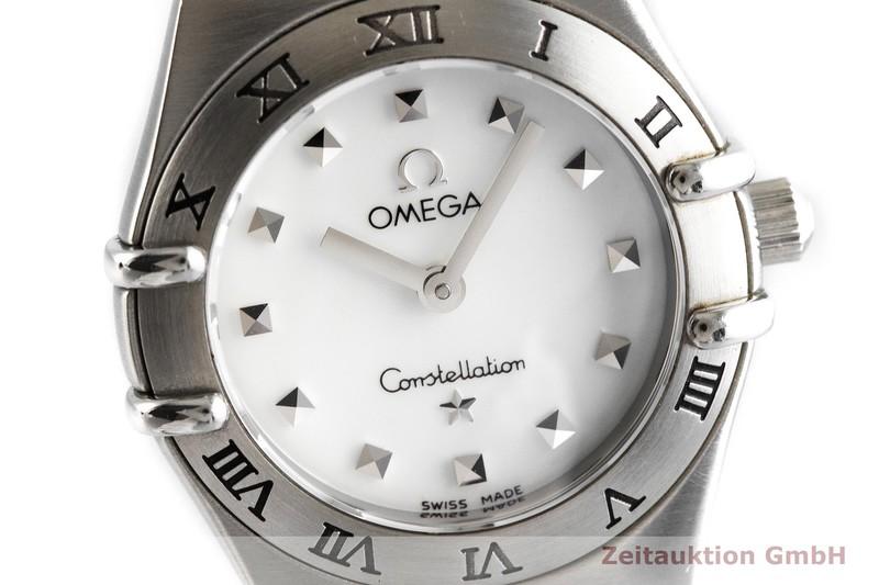 gebrauchte Luxusuhr Omega Constellation Stahl Quarz Kal. 1456 Ref. 795.1243  | 2002383 _0