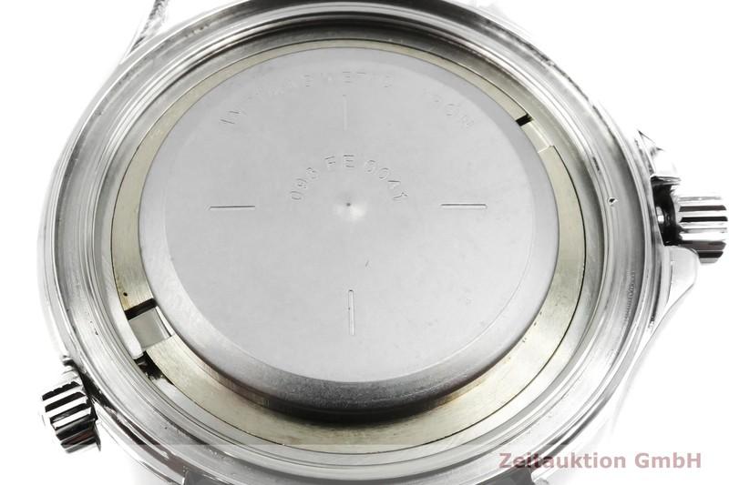 gebrauchte Luxusuhr Omega Seamaster Stahl Automatik Kal. 1120 Ref. 168.1626 LIMITED EDITION | 2002390 _1