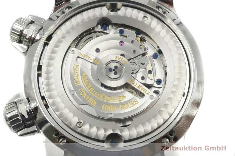 gebrauchte Luxusuhr Jaeger LeCoultre Master Compressor Stahl Automatik Kal. 923 Ref. 146.8.83/1    2002393 _0