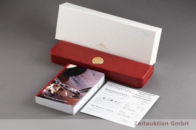 gebrauchte Luxusuhr Omega Speedmaster Chronograph Stahl Automatik Kal. 3603 Ref. 178.0018  | 2002396 _0