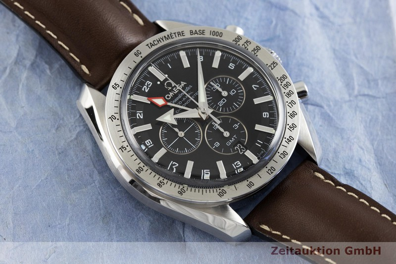 gebrauchte Luxusuhr Omega Speedmaster Chronograph Stahl Automatik Kal. 3603 Ref. 178.0018  | 2002396 _1