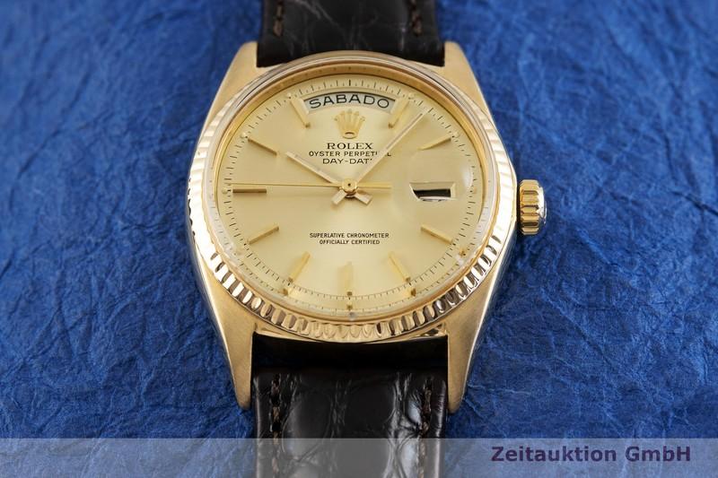 gebrauchte Luxusuhr Rolex Day-Date 18k Gold Automatik Kal. 1555 Ref. 1803  | 2002397 _1