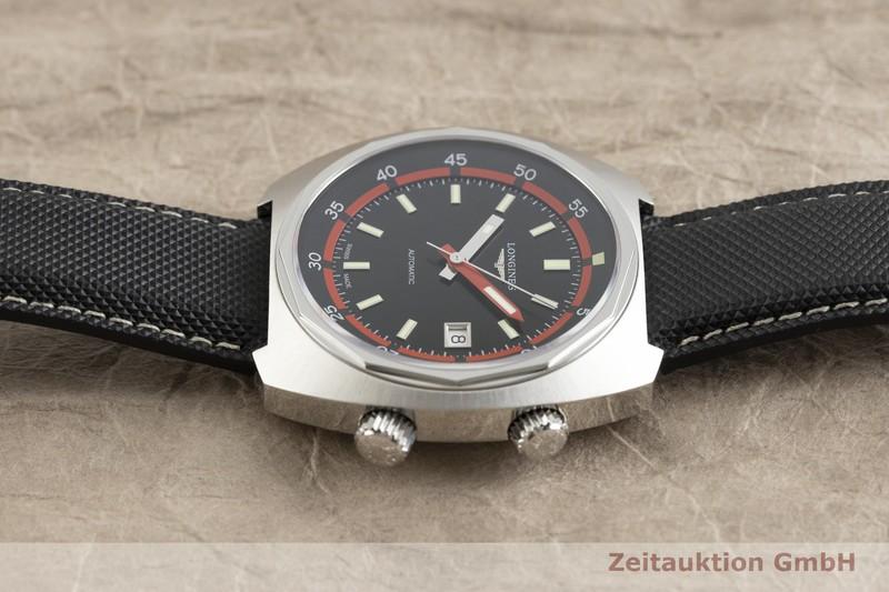 gebrauchte Luxusuhr Longines Heritage Stahl Automatik Ref. L2.795.4  | 2002405 _0