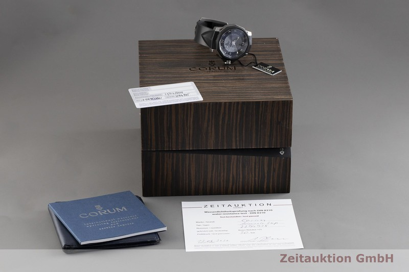 gebrauchte Luxusuhr Corum Admirals Cup Titan Automatik Kal. ETA A07171 Ref. 01.0101 LIMITED EDITION | 2002406 _1