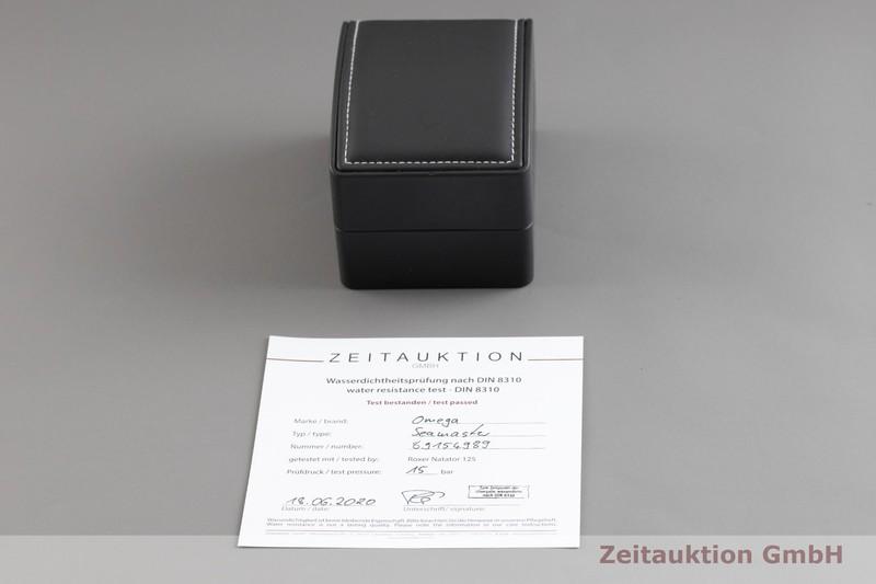 gebrauchte Luxusuhr Omega Seamaster Stahl Automatik Kal. 8900 Ref. 220.12.41.21.03.002  | 2002415 _0