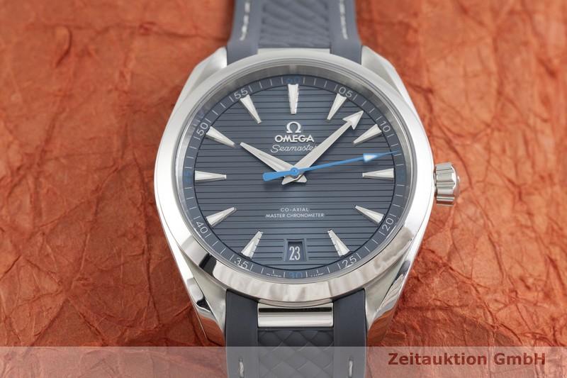 gebrauchte Luxusuhr Omega Seamaster Stahl Automatik Kal. 8900 Ref. 220.12.41.21.03.002  | 2002415 _1