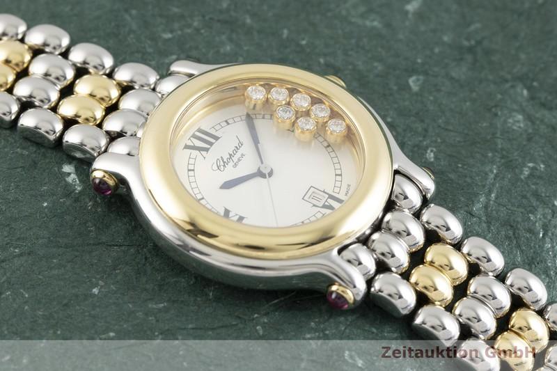 gebrauchte Luxusuhr Chopard Happy Sport Stahl / Gold Quarz Kal. ETA 956.112 Ref. 8237    2002423 _1
