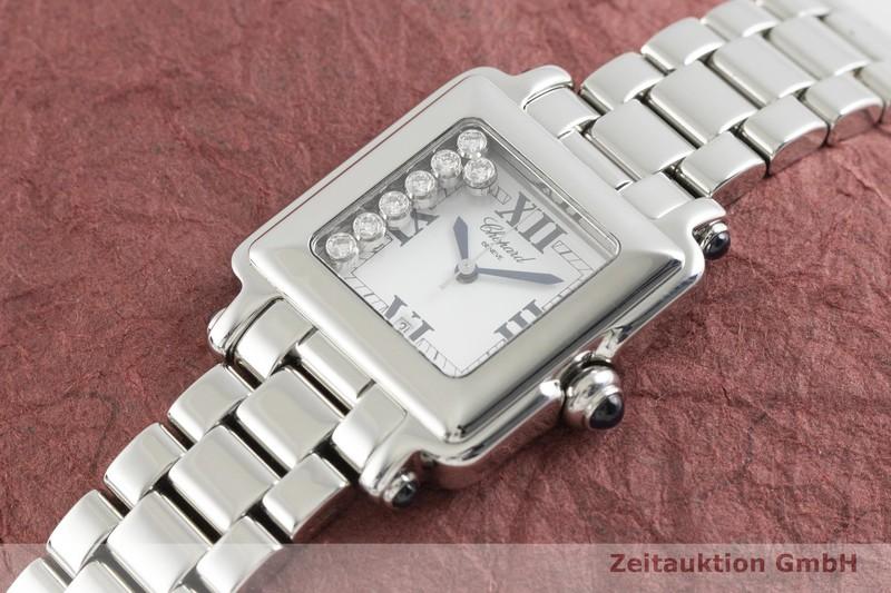 gebrauchte Luxusuhr Chopard Happy Sport Stahl Quarz Kal. ETA 956.112 Ref. 8325    2002424 _0