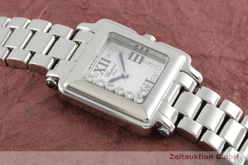 gebrauchte Luxusuhr Chopard Happy Sport Stahl Quarz Kal. ETA 956.112 Ref. 8325    2002424 _1