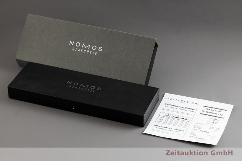 gebrauchte Luxusuhr Nomos Tangente 18k Gold Handaufzug Kal. ETA 7001  | 2002451 _0