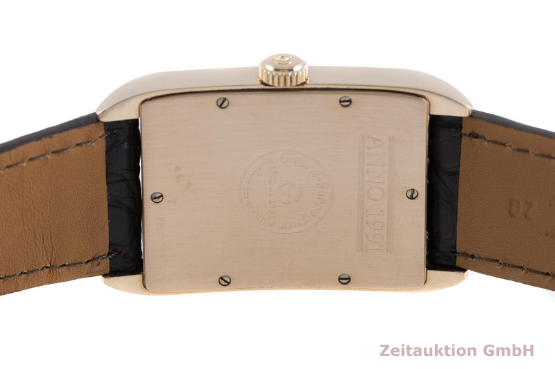 gebrauchte Luxusuhr Girard Perregaux Anno 1991 18k Rotgold Handaufzug Kal. 2300-119 Ref. 4961  | 2002452 _0