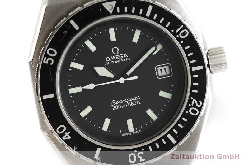 gebrauchte Luxusuhr Omega Seamaster Stahl Automatik Kal. 1012 Ref. 166.0177 VINTAGE  | 2002456 _0