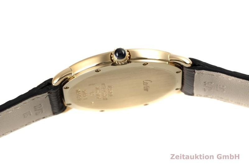 gebrauchte Luxusuhr Cartier Ronde Louis 18k Gold Handaufzug Kal. 9P2 Ref. 09001  | 2002459 _1
