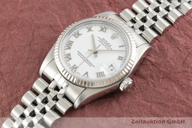 gebrauchte Luxusuhr Rolex Datejust Stahl / Weissgold Automatik Kal. 2235 Ref. 78274  | 2002460 _0