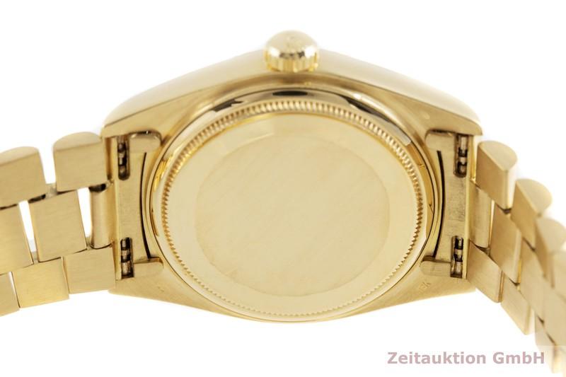 gebrauchte Luxusuhr Rolex Day-Date 18k Gold Automatik Kal. 3055 Ref. 18038 VINTAGE    2002466 _0