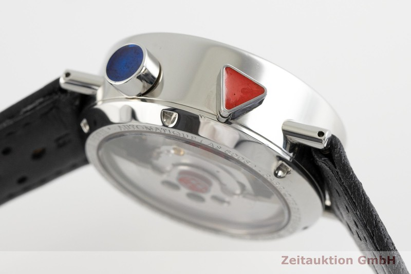 gebrauchte Luxusuhr Alain Silberstein Le Reveil Stahl Automatik Kal. AS5008 Ref. 401-305 LIMITED EDITION | 2002470 _0
