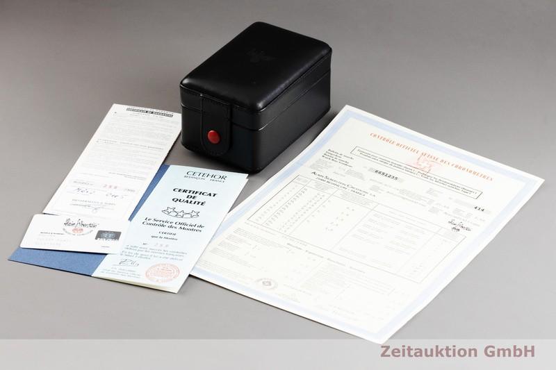 gebrauchte Luxusuhr Alain Silberstein Bolido Stahl Automatik Kal. 1994, ETA 2892-A2 LIMITED EDITION | 2002471 _0