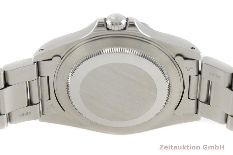 gebrauchte Luxusuhr Rolex Explorer II Stahl Automatik Kal. 3185 Ref. 16570    2002473 _0