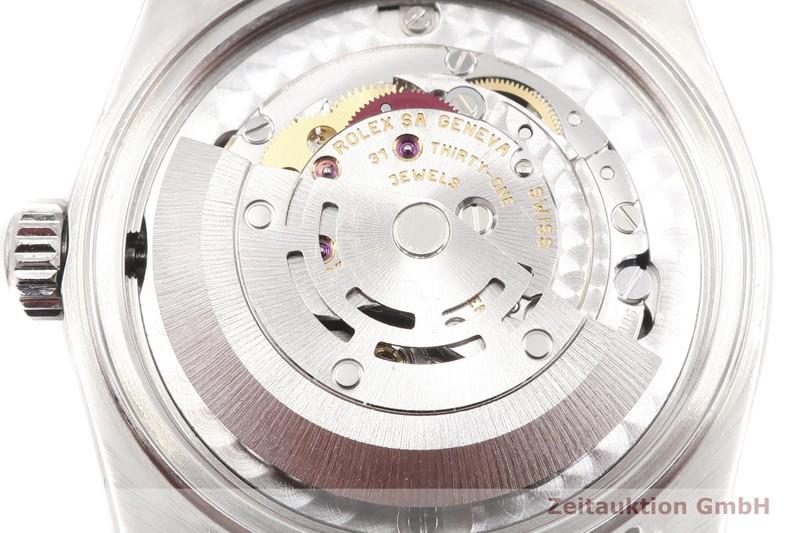 gebrauchte Luxusuhr Rolex Oyster Perpetual Stahl Automatik Kal. 2230 Ref. 77080    2002476 _0