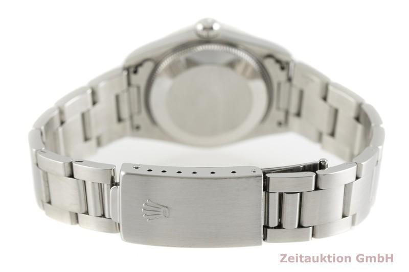 gebrauchte Luxusuhr Rolex Oyster Perpetual Stahl Automatik Kal. 2230 Ref. 77080    2002476 _1