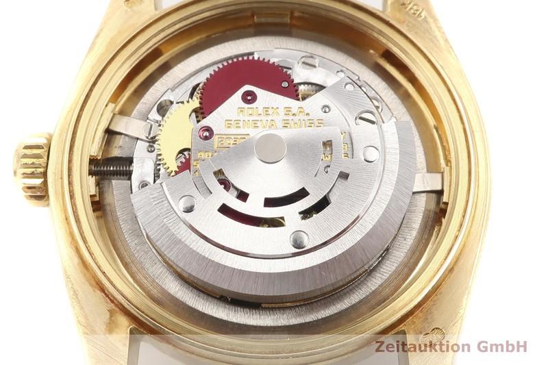 gebrauchte Luxusuhr Rolex Oyster Perpetual 18k Gold Automatik Kal. 2030 Ref. 6751  | 2002479 _0