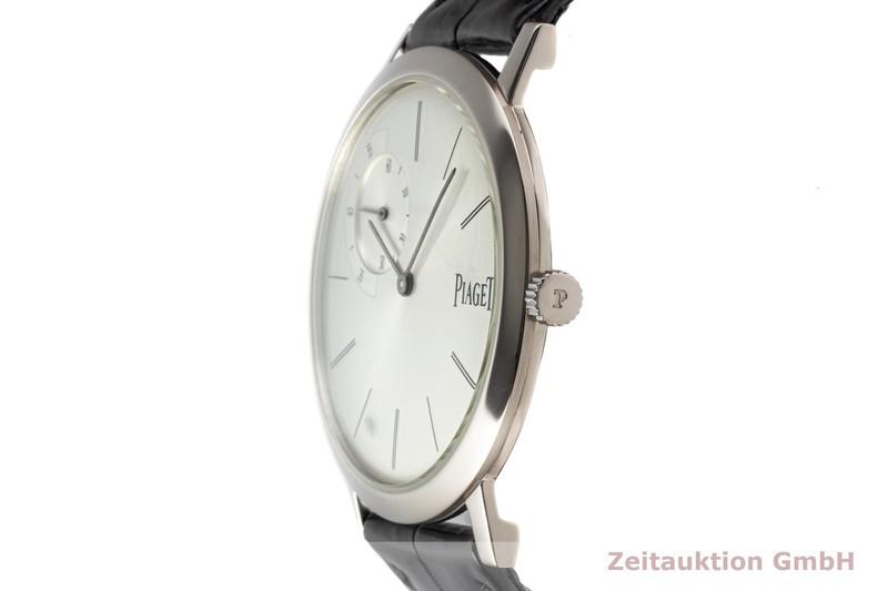 gebrauchte Luxusuhr Piaget Altiplano 18k Weissgold Handaufzug Kal. 838P Ref. PI0522  | 2002480 _0