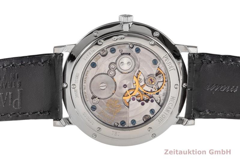 gebrauchte Luxusuhr Piaget Altiplano 18k Weissgold Handaufzug Kal. 838P Ref. PI0522  | 2002480 _1