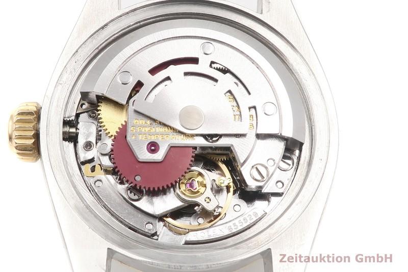 gebrauchte Luxusuhr Rolex Lady Date Stahl / Gold Automatik Kal. 2030 Ref. 6916  | 2002481 _0
