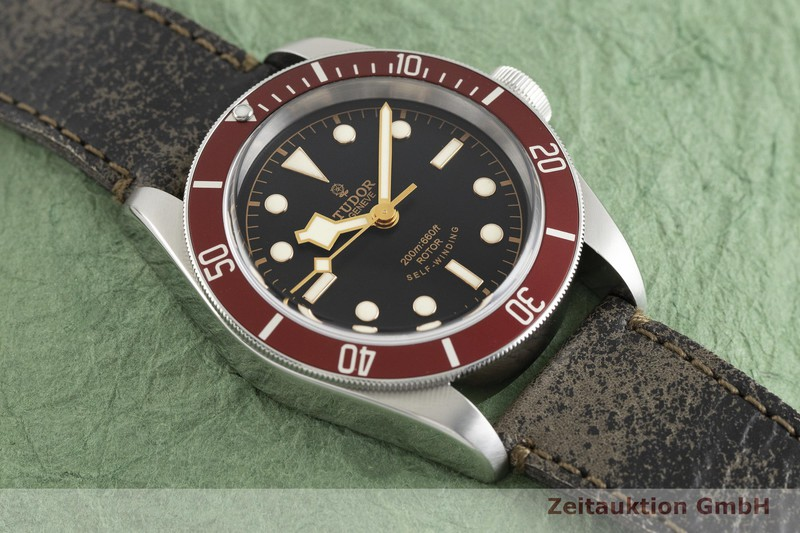 gebrauchte Luxusuhr Tudor Black Bay 41 Stahl Automatik Kal. ETA 2824-2 Ref. 79220  | 2002516 _1